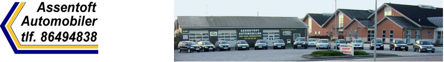 Assentoft Automobiler, 35 år med automobiler